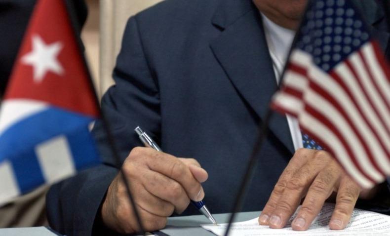 EE.UU confirma reunión preliminar de DDHH con Cuba