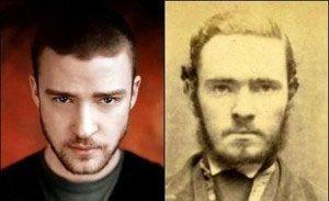 Un viejo criminal y Justin Timberlake