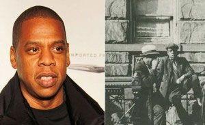 Un hombre de Harlem de 1939 y Jay-Z