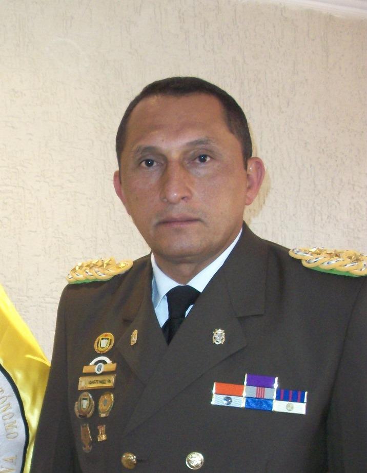 El Coronel Francisco Manuel Martínez Morillo, dijo que la recuperación de ese espacio