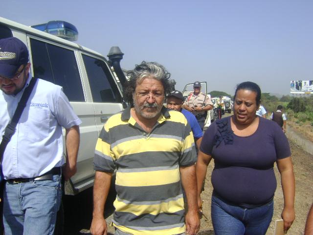 Silvio Altuve, padre de uno de los fallecidos dijo que su hijo era Mototaxista