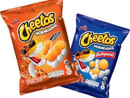 Cheetos Opciones