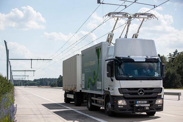 Primera autopista eléctrica del mundo es realidad en Su