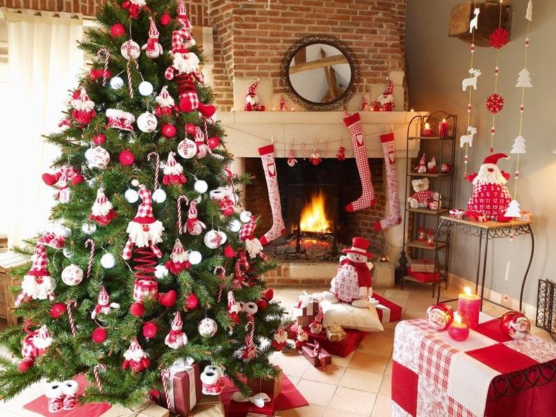 Se acerca Navidad, te mostramos ideas originales para la decoración ...