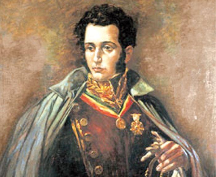 INDEPENDENCIA DE LA REPUBLICA DE BOLIVIA