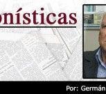 Germán Carías Sisco: Titulares confusos