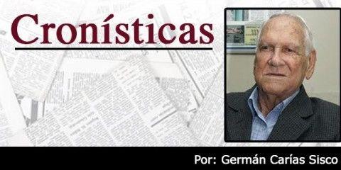 Germán Carías: Agonía del carnaval