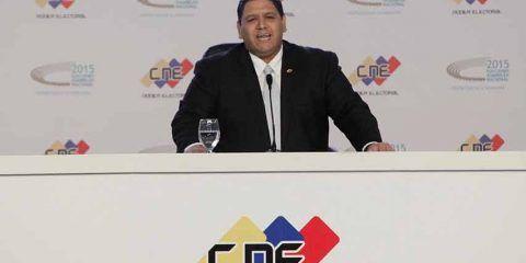 Rector Rondón rechaza que tribunales penales frenen revocatorio