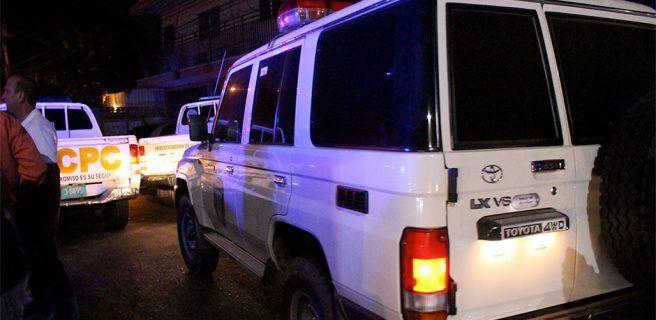 Explosión de granada deja 3 muertos