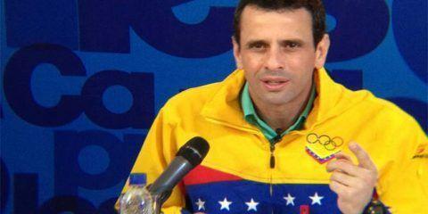 """Capriles dice que el Gobierno """"mató"""" la posibilidad de diálogo"""