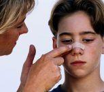 Consejos para madres ¿Por qué los niños sangran por la nariz?