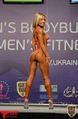 Miércoles De Las Chica Sexy Del Fitness Kate Usmanova El
