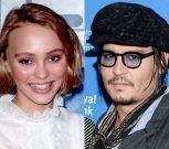 Hija de Johnny Depp defendió a su padre
