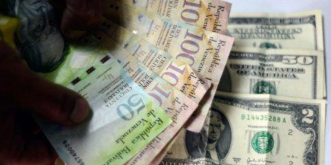 Simadi alcanzó los 520,50 Bs. por dólar