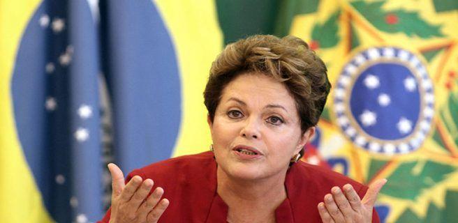 Dilma: van a crear una guerra en Venezuela