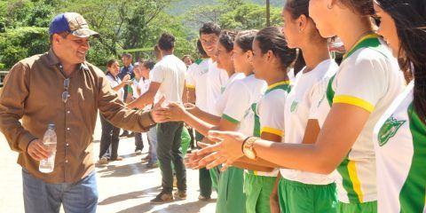 """Gran encuentro estudiantil Juventud en Potencia """"Eje Este"""" realizado con éxito"""