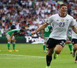 Alemania goleó a Eslovaquia 3 a 0