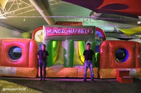 Fantasy Park abre sus puertas gratis 1 día