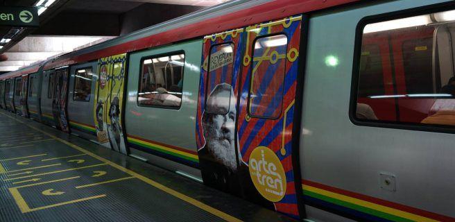 Metro suspenderá paso entre Ruiz Pineda y Las Adjuntas a partir del viernes