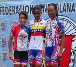 Zulmarys Rivas ganó la prueba de ruta del campeonato nacional