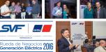 SVF ofrece Rueda de Negocios Generación Eléctrica MTU