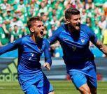 Francia entró a cuartos de la Eurocopa