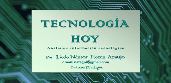 Néstor Flores Araujo: Conoce los éxitos y fracasos de la tecnología del 2016