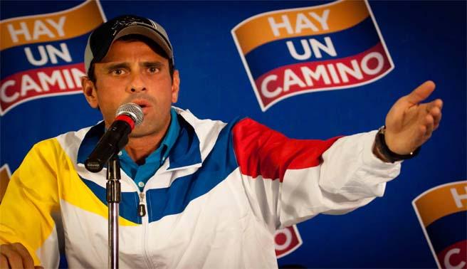 Contraloría abre investigación a Capriles