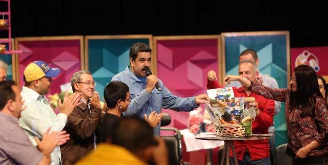 Maduro: no puede haber niños sin educación