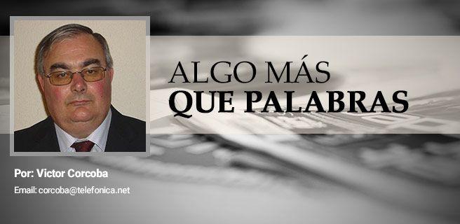 Victor Corcoba: Ante las mil pesadillas  y los millones de atropellos