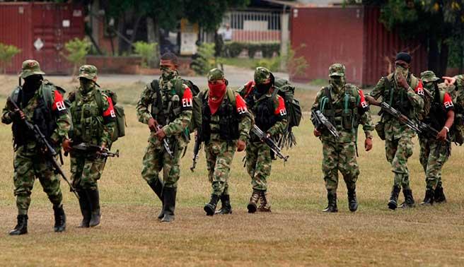 Colombia lanza negociaciones con el ELN