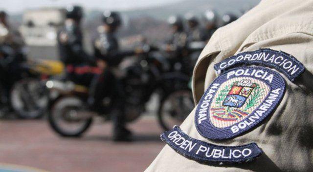 Capturan a un PNB atracando en Maracay