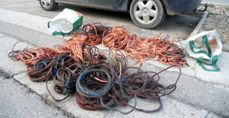 Cada robo de cableado tiene un valor de 600 millones de bolívares