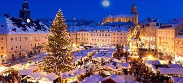 C mo se celebra la navidad en alemania - Navidades en alemania ...