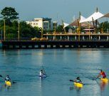 Paseos en bote por el Malecón Estero Salado de Guayaquil
