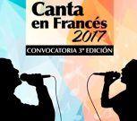 Concurso Nacional Canta en Francés 2017