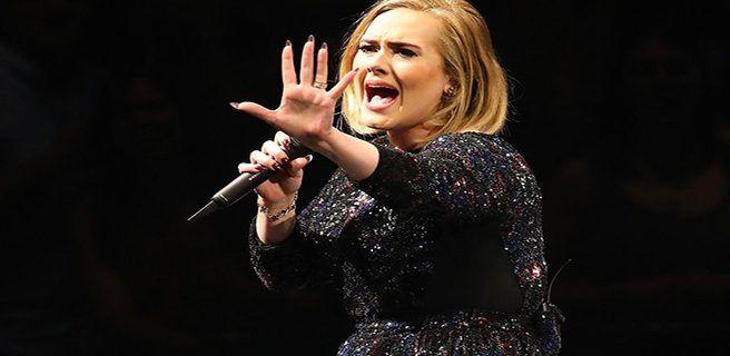Adele volverá a cantar en la ceremonia de los Grammy