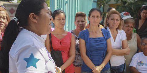 17 mil mujeres se organizan para la contraofensiva revolucionaria en FLA