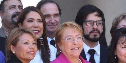 Pizarro se reunió con Bachelet
