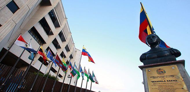 Estados Unidos impone sanciones a 8 magistrados del TSJ