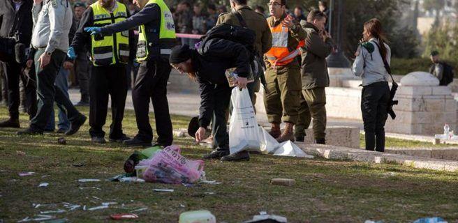 EE.UU. condena atentado en Jerusalén