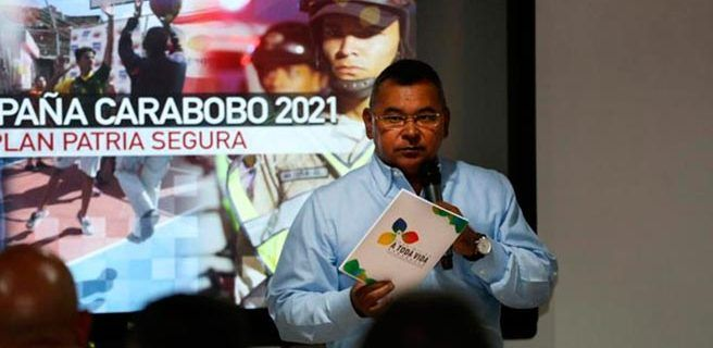 Evalúan planes de seguridad en Aragua