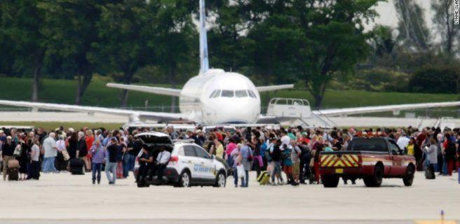 Tiroteo deja 5 muertos y 8 heridos en Florida