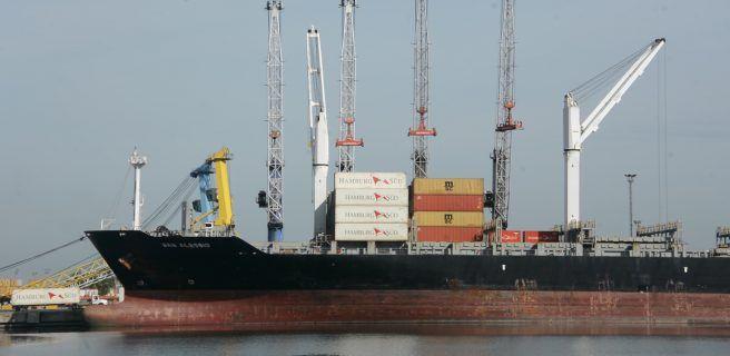 Arribó mercancía a Puerto Cabello