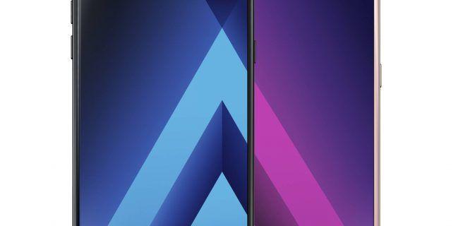 Los nuevos Galaxy A de Samsung resisten al agua y al polvo