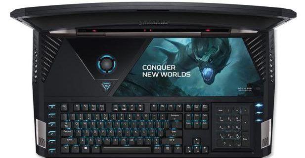 Lo nuevo: Acer Predator 21x (+video)