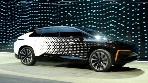 Lo nuevo: Faraday Future FF91 (+ video)
