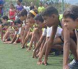 140 atletas participaron en Festival de Atletismo en el municipio Ribas
