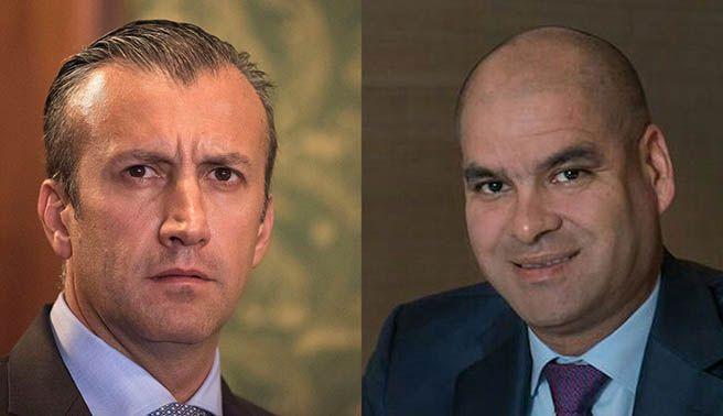 AN investigará a El Aissami y a López