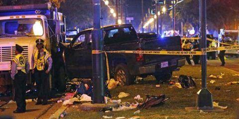 Accidente en desfile de Mardi Gras en Nueva Orleans deja 28 heridos